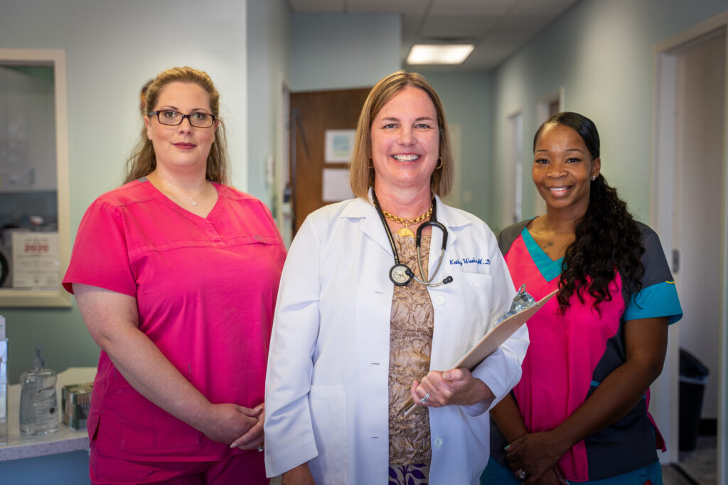 direct primary care in Mooresville NC