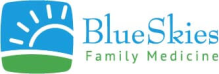 blue skies family medicine logo