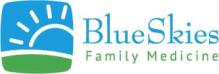 Blueskies Family Medicine Logo