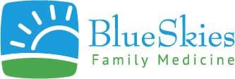 Blue Skies Family Medicine Logo